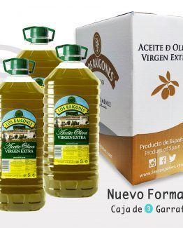 Aceite de oliva virgen extra Los Raigones