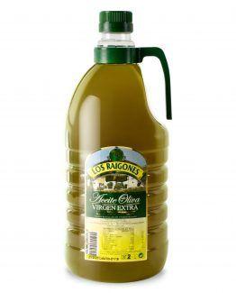 Aceite de oliva virgen extra - garrafa 2 litros