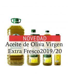 Aceite de Oliva Virgen Extra 2019
