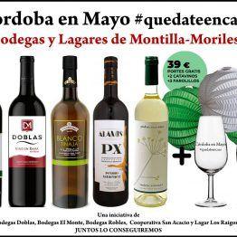 Pack Córdoba en Mayo #quedateencasa