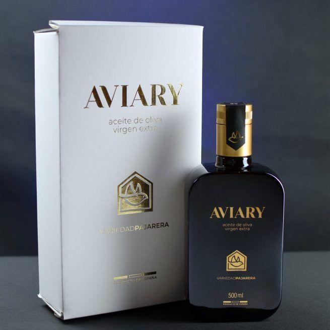 Aceite de oliva Virgen Extra Premium AVIARY