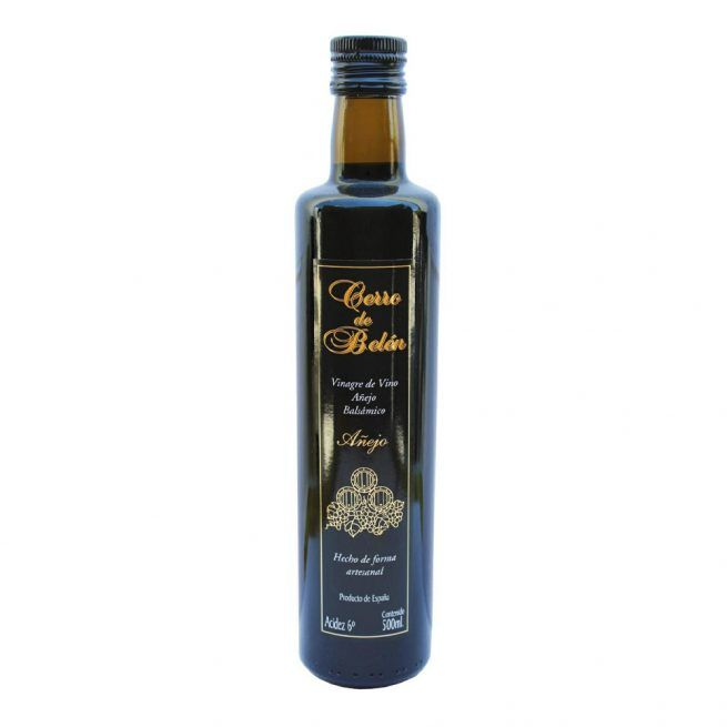 Vinagre de vino Añejo Balsámico